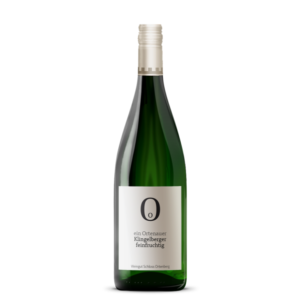 Ortenauer Klingelberger (Riesling) feinfruchtig 2016 1000 ml