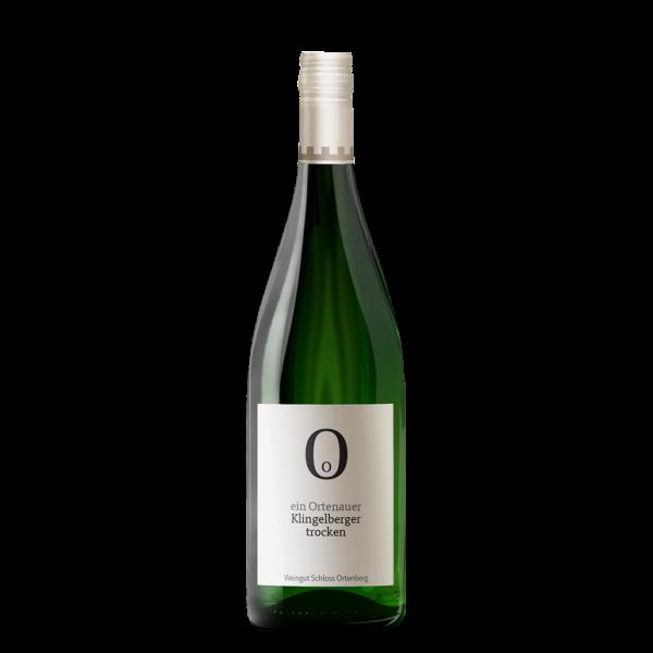 Ortenauer Klingelberger (Riesling) trocken 2016 1000 ml