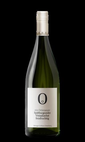 Ortenauer Spätburgunder Weißherbst 2016 1000 ml