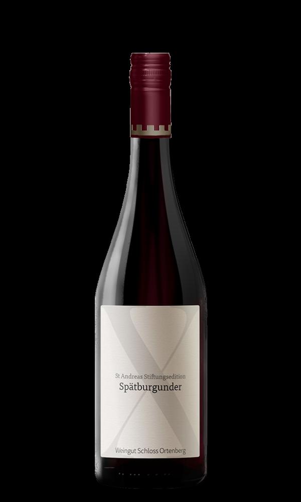 St. Andreas Stiftungsedition Spätburgunder Qualitätswein trocken 2016 750 ml